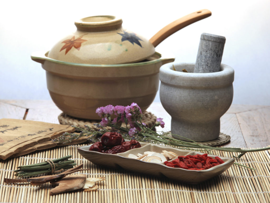Chinese herbal medicine and ancient books